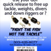 Quick Release System Pro Pack - Quick Release Heads for DIY Tackle Builders